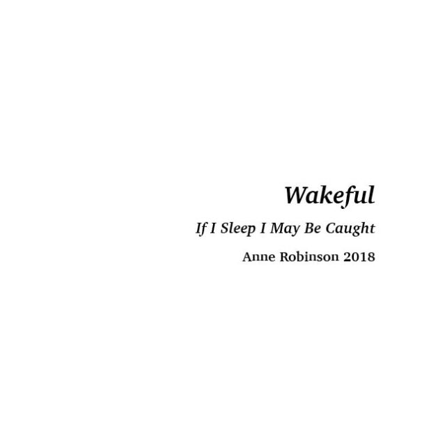 CORRECTED Wakeful catalogue